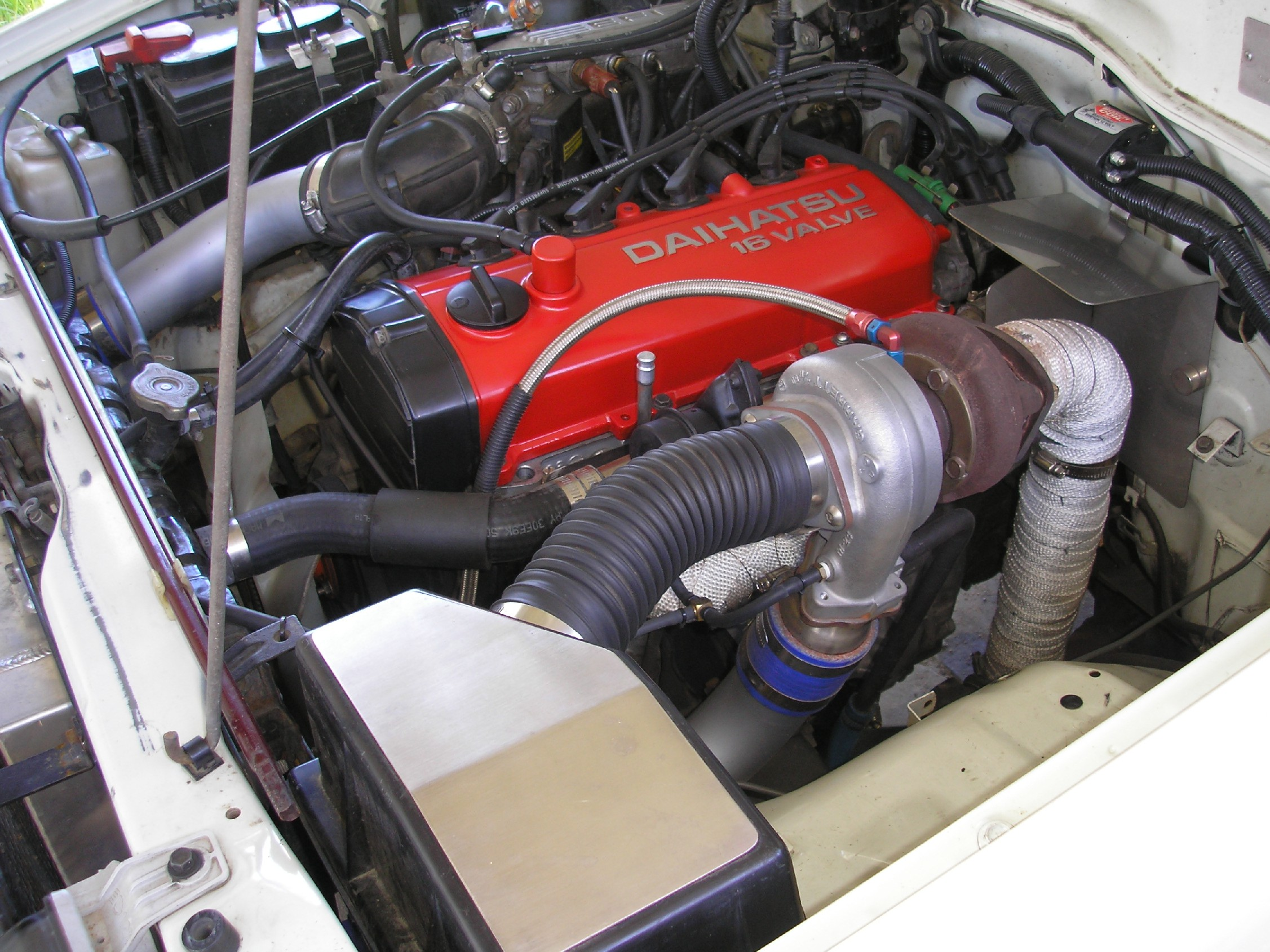 Turbocharger For Sale >> turbo 1.6l feroza | Daihatsu Drivers Club UK